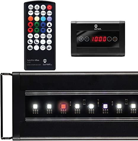 current-usa-satellite-plus-pro-24-36-led-freshwater-aquarium-light-w-wireless-controller