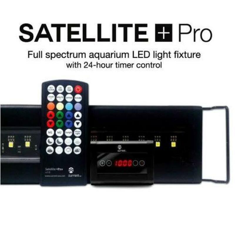 current-usa-satellite-plus-pro-18-24-led-freshwater-aquarium-light-w-wireless-controller