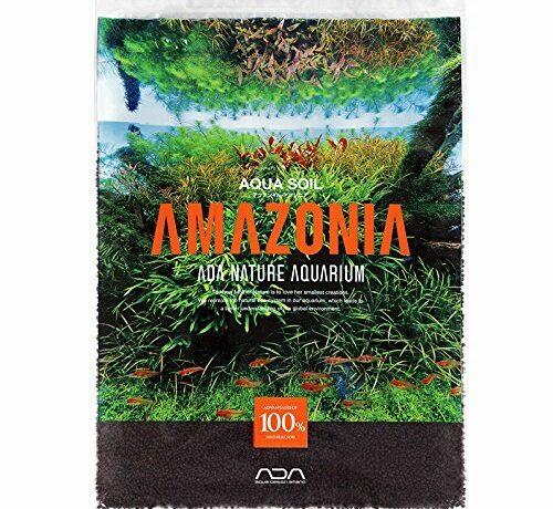 Ada Aqua Soil Amazonia 9 Liter Normal Type 0 500x460