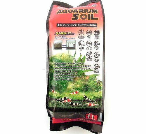 Mr Aqua Aquarium Soil Substrate 1 Liter 0 500x460