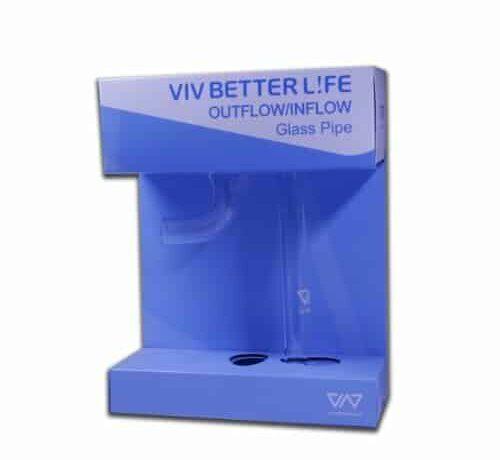 Viv Outflow Pipe For Aquarium Uses 34mm Tube Mini 0 500x460
